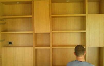 We make bookcases